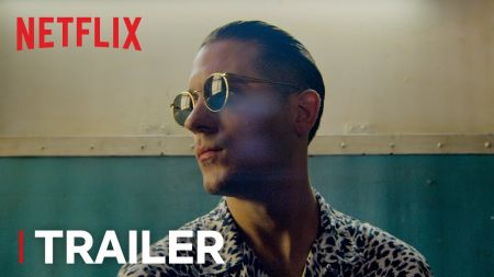 G-Eazy gets candid in the trailer for the new Netflix series 'Rapture'