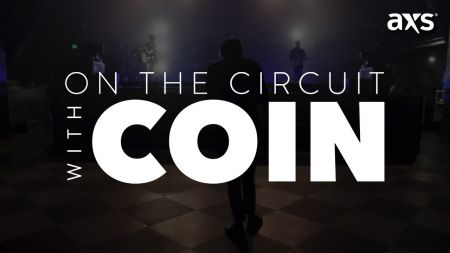 On The Circuit: Watch COIN prepare for their headlining show at LA's Fonda Theatre