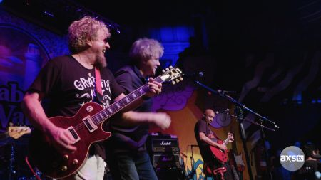 Sammy Hagar and Eddie Money storm AXS TV lineup on April 1 in 'Nothing But Sammy and Eddie' night