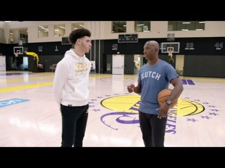 Watch: Lakers' Lonzo Ball & Kyle Kuzma jam out to the Grateful Dead during practice