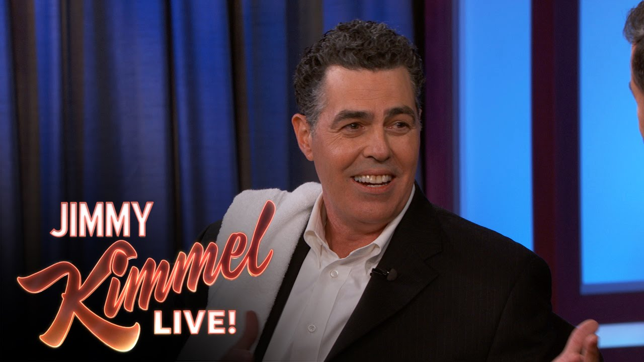 Adam Carolla announces shows at the Agora and Royal Oak Music Theatres