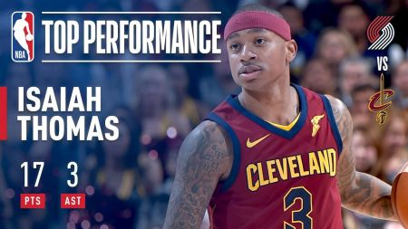 Los Angeles Lakers' Isaiah Thomas facing hip surgery