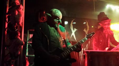 Mushroomhead debuts new vocalist and guitarist during live show