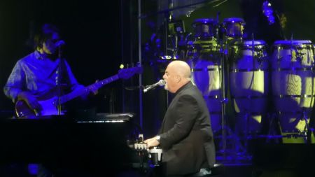Billy Joel to perform 58th record-breaking MSG residency show on November 10