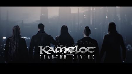 Watch: Kamelot drop new music video for 'Phantom Divine'