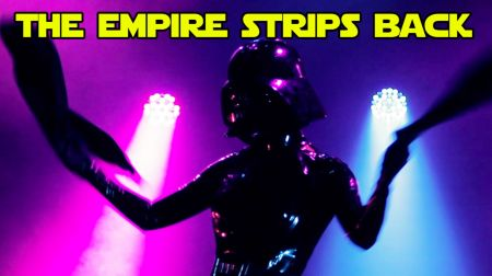 Star Wars-themed burlesque parody Empire Strips Back coming to LA and San Francisco this summer