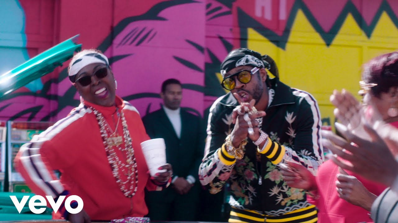 Watch 2 Chainz, YG and Offset heartwarming video for 'Proud'