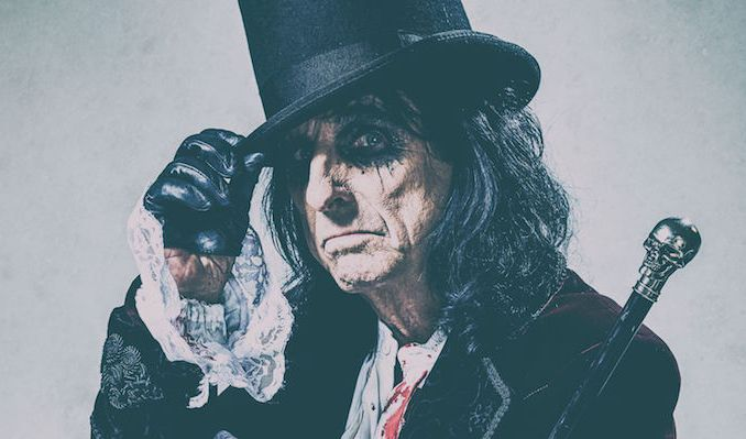 A Paranormal Evening With Alice Cooper tickets at Beacon Theatre in New York City