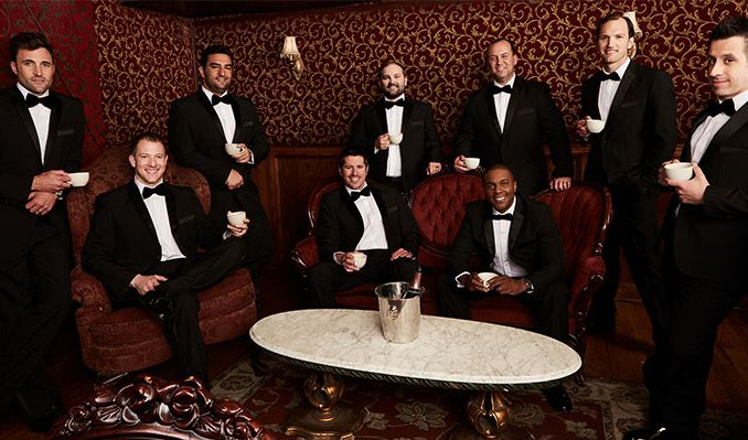 An Evening with Straight No Chaser tickets at The Mountain Winery in Saratoga