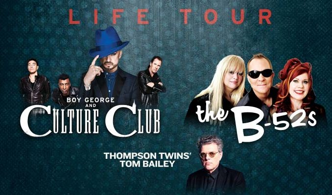Boy George & Culture Club tickets at St. Augustine Amphitheatre in St. Augustine