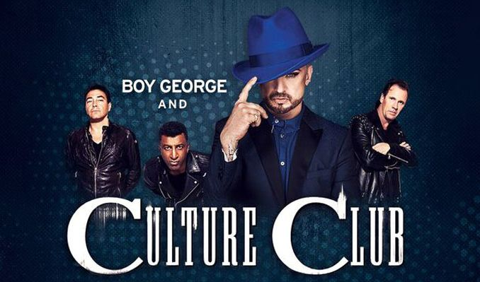 Boy George & Culture Club tickets at Boch Center, Boston