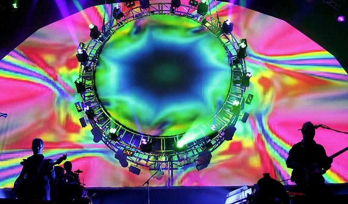 Brit Floyd tickets at Arvest Bank Theatre at The Midland in Kansas City