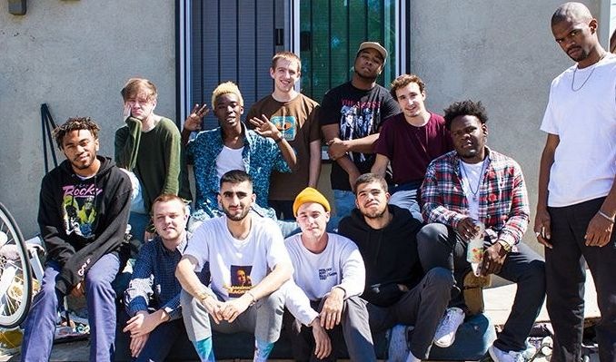 BROCKHAMPTON tickets at The Anthem, Washington tickets at The Anthem, Washington
