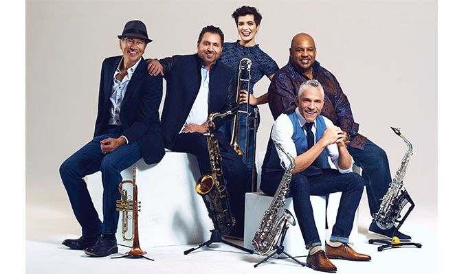 Dave Koz and Friends tickets at The Mountain Winery in Saratoga