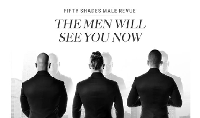 Fifty Shades of Men tickets at The NorVa in Norfolk
