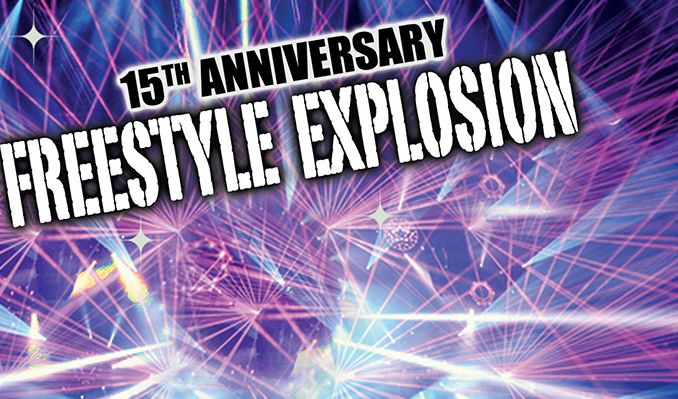 Freestyle Explosion 2018 ft. Stevie B, Lisa Lisa, Taylor Dayne, Exposé, Debbie Deb, The Jets, Nu Shooz tickets at Santa Barbara Bowl in Santa Barbara