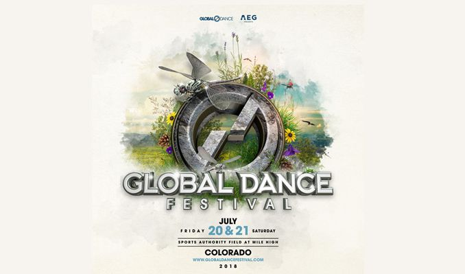 Global Dance Festival 2018 tickets at Sports Authority Field at Mile High in Denver