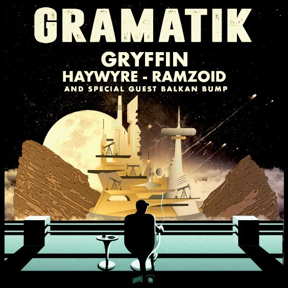 Thumbnail for Gramatik