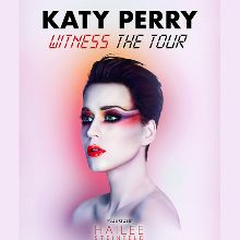 Katy Perry tickets at Metro Radio Arena in Newcastle upon Tyne