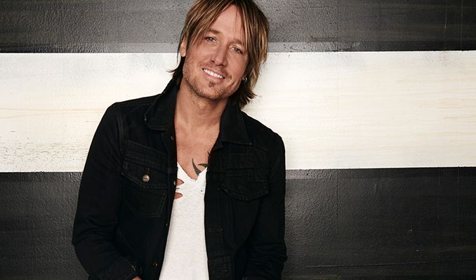 Keith Urban tickets at Barclays Center in Brooklyn