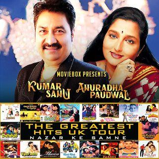 Kumar Sanu & Anuradha Paudwal