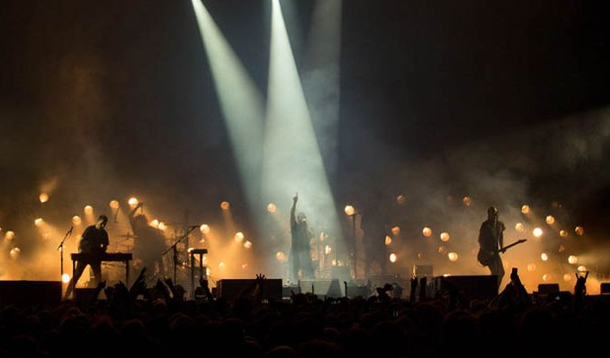 Nine Inch Nails tickets at The Joint at Hard Rock Hotel & Casino Las Vegas in Las Vegas