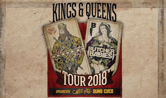 Nonpoint and Butcher Babies tickets at Starland Ballroom in Sayreville