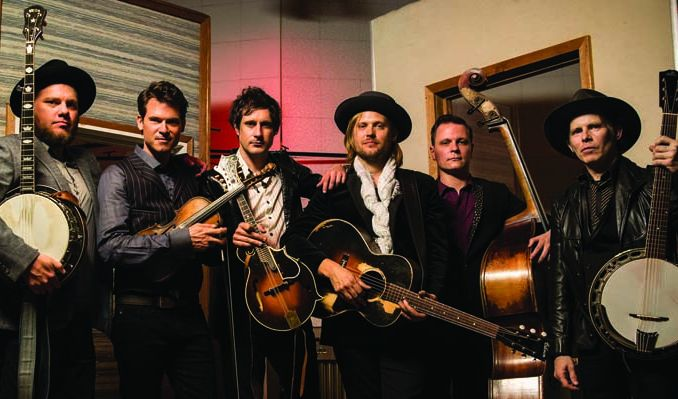 Old Crow Medicine Show tickets at Cary's Booth Amphitheatre in Cary
