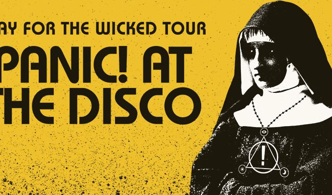 Panic! At The Disco tickets at NYCB LIVE, Home of The Nassau Veterans Memorial Coliseum in Long Island