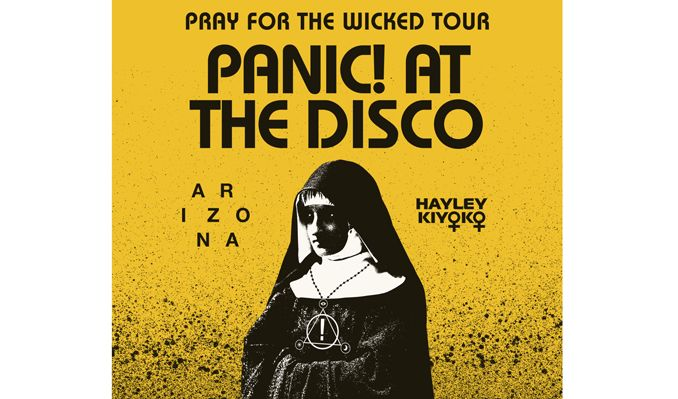 Panic! At The Disco tickets at TD Garden in Boston