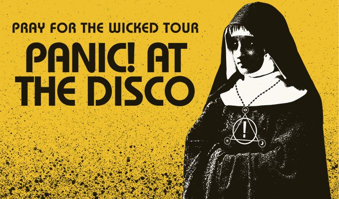 Panic! At The Disco tickets at SAP Center at San Jose in San Jose