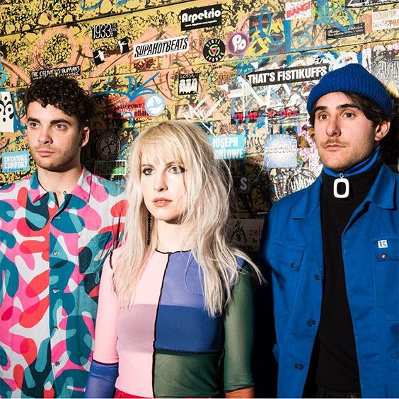 Thumbnail for Paramore