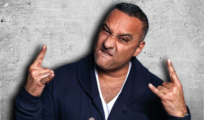 Russell Peters tickets at Microsoft Theater in Los Angeles