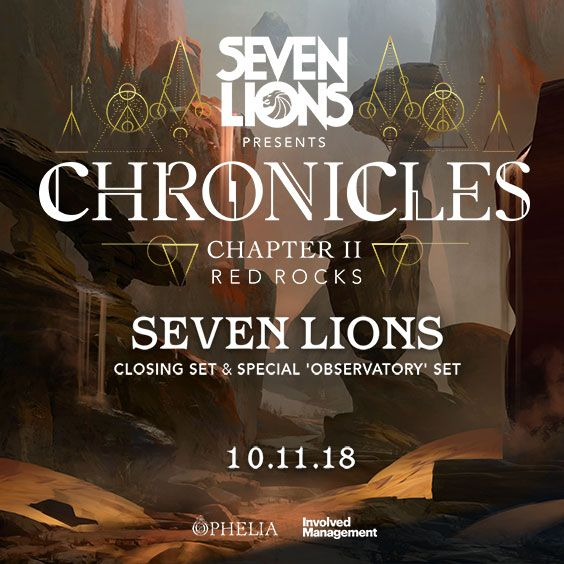 Thumbnail for Seven Lions Presents: Chronicles (Chapter 2)