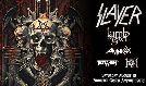 Slayer tickets at Fiddler's Green Amphitheatre in Greenwood Village