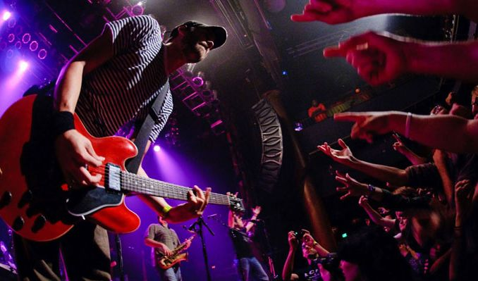 """Streetlight Manifesto Performing """"Everything Goes Numb"""" in its entirety tickets at Ogden Theatre in Denver"""