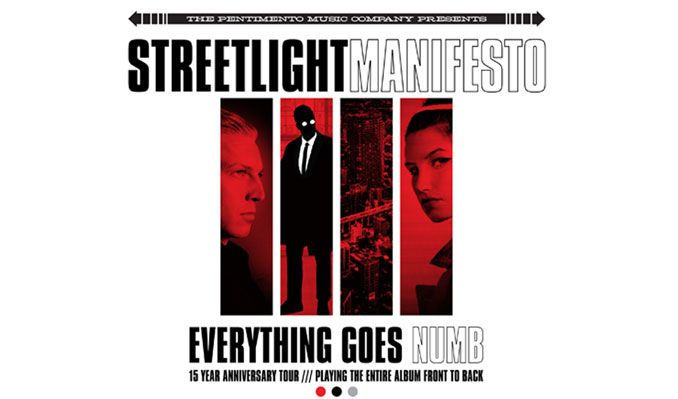 Streetlight Manifesto tickets at Rams Head Live! in Baltimore