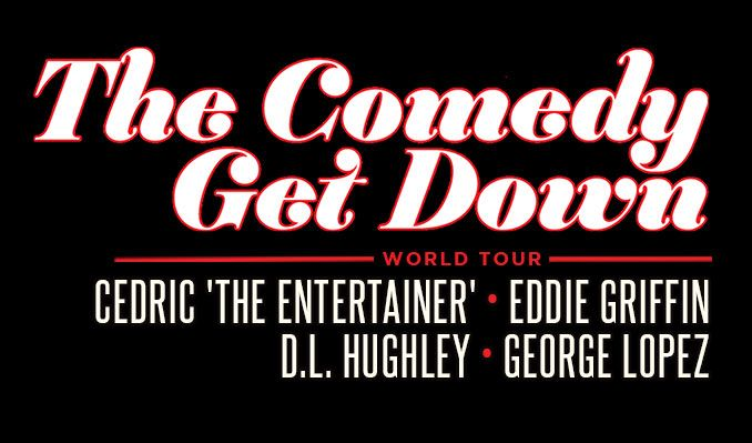 The Comedy Get Down  tickets at Microsoft Theater in Los Angeles