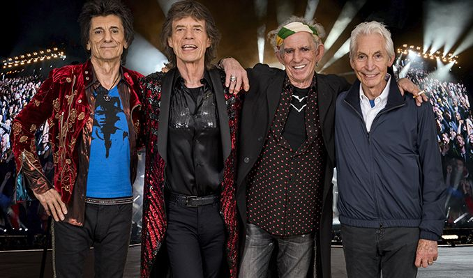 The Rolling Stones tickets at BT Murrayfield Stadium in Edinburgh