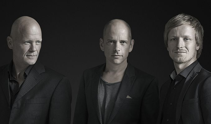 Tord Gustavsen Trio tickets at Cadogan Hall, London