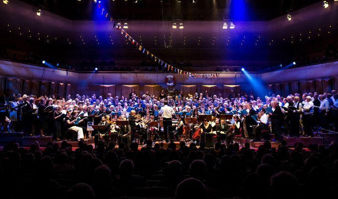 Cantemus hyllar Ted & Kenneth Gärdestad och ABBA tickets at Berwaldhallen, Stockholm