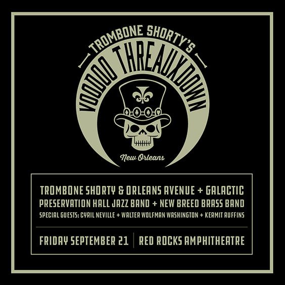 Image for Trombone Shorty & Orleans Avenue + Galactic