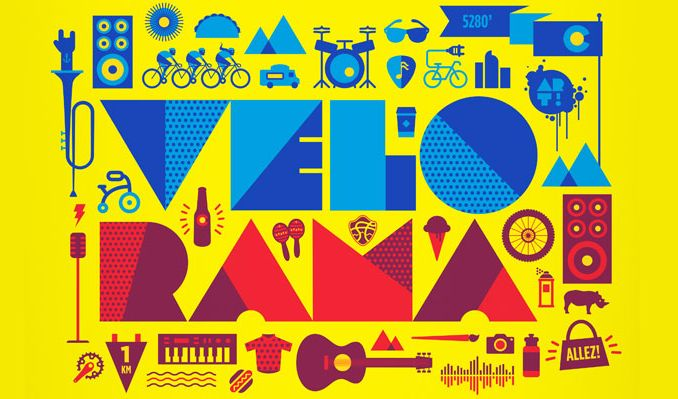 Velorama Festival featuring Modest Mouse tickets at Velorama in RiNo in Denver