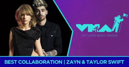 MTV VMAs, Taylor Swift, Zayn