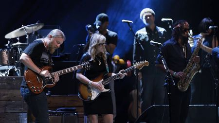 Tedeschi Truck Band's Wheels of Soul tour rolling back to Red Rocks