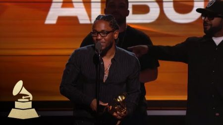Kendrick Lamar, Elton John, U2 and Sam Smith added to list of 2018 Grammy performers