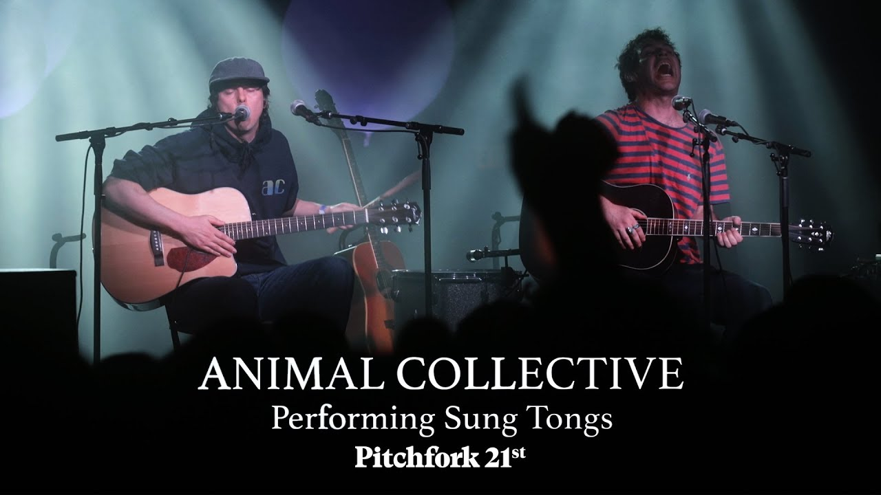 Animal Collective to perform 'Sung Tongs' on 2018 summer tour