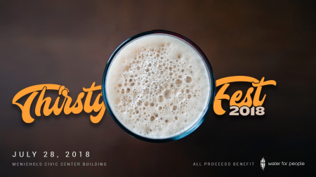 Drink beer for a good cause atThirstyFest this summer