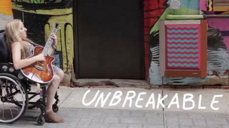 Interview: 'Unbreakable' Ali McManus overcomes the odds