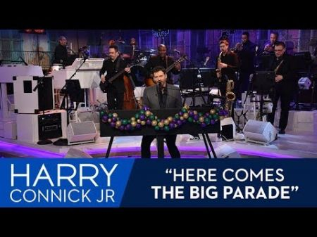 Harry Connick Jr. announces select June 2018 dates